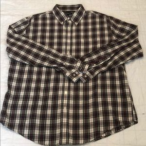Men's Croft & Barrow Flannel Shirt